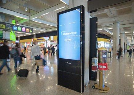 Optimum Technology | Digital Signage and LED Based Display Solution