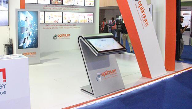 Best Multi Touch Screen Kiosk in Pakistan