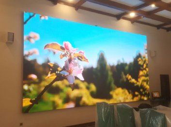 SMD LED Videowall at Chief Minister House, Karachi