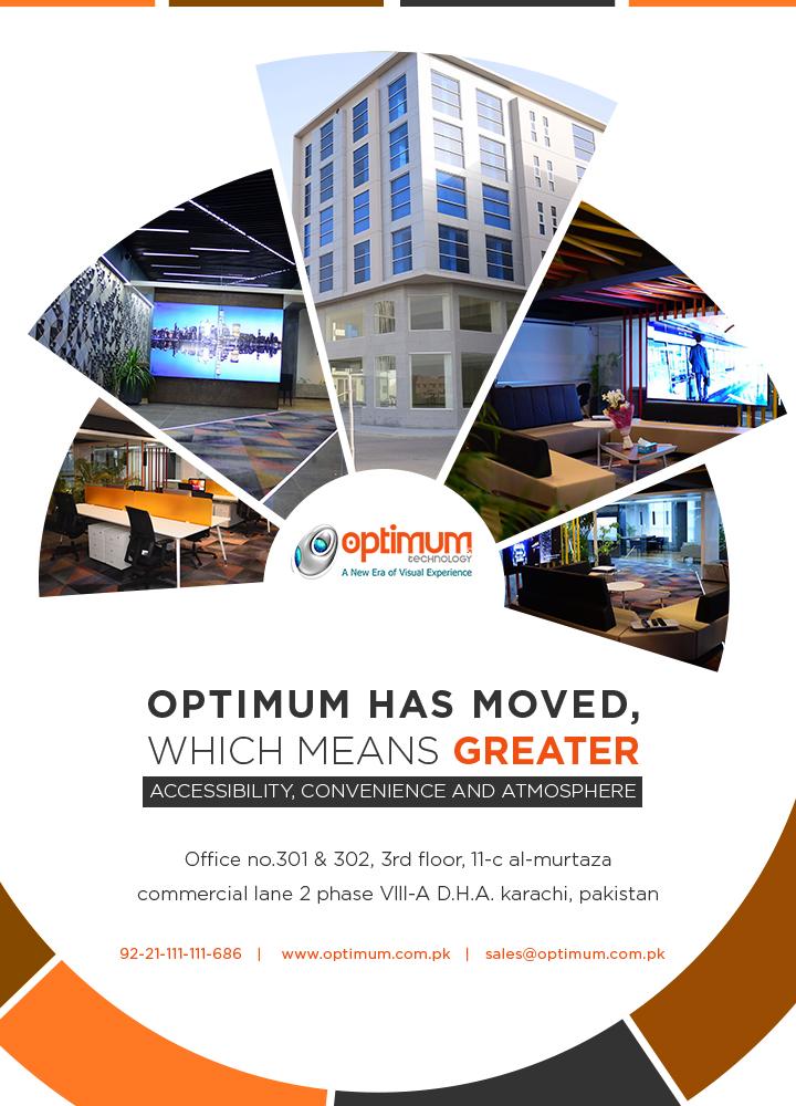 Optimum Technology | Digital Signage and LED Based Display