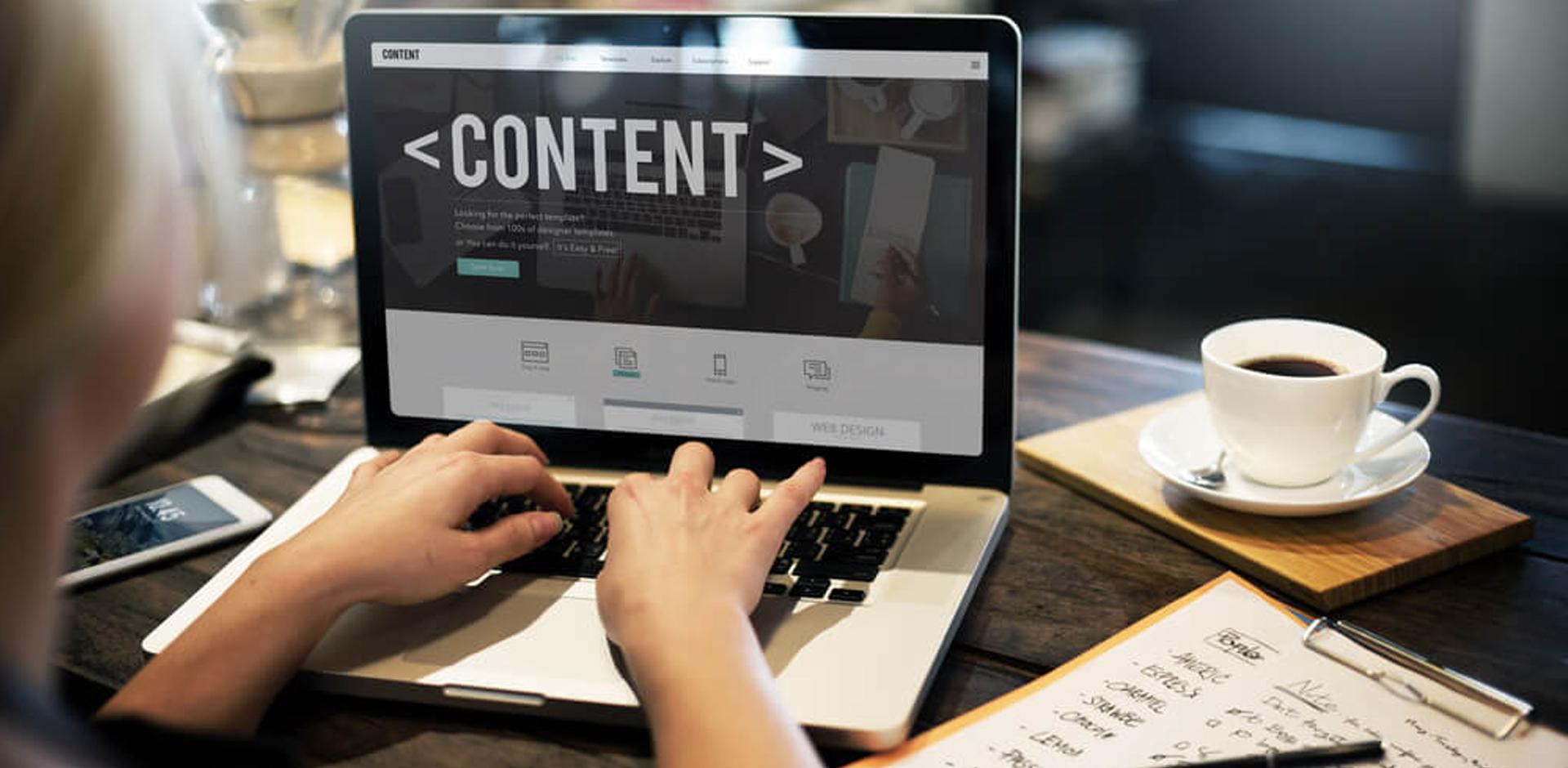 Content Designing & Development