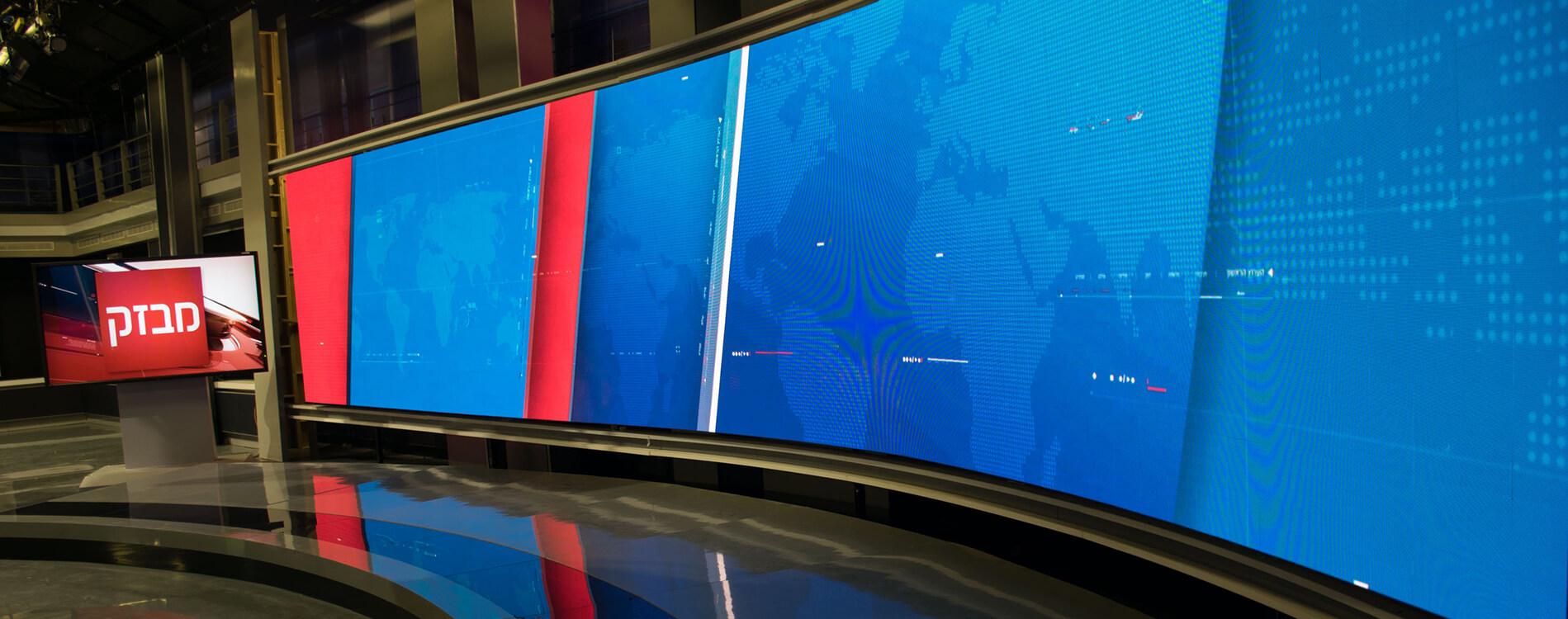 Samsung Video Wall Display